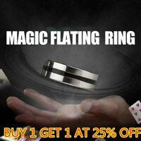 Magic Floating Ring Magic Tricks Play Ball Invisible Poker Magic Props 17 -22 mm