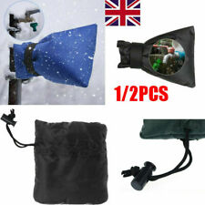 2/1PCS Outside Tap Cover Frost Jacket Insulated Garden Thermal Protector Winter