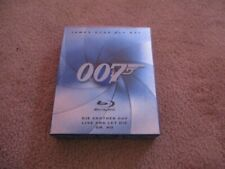 JAMES BOND BLU RAY COLLECTION:VOLUME ONE * RARE & OOP * 007 * 3 MOVIES *