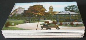 Job Lot of 50 UK Postcards - Unposted - Ref:2790