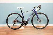 2016 Specialized Women's Dolce Sport Disc Complete Road Bike, 54cm Indigo