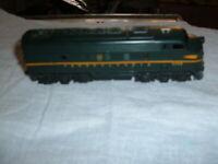 Mantua Tyco  HO Scale F-7 Diesel Locomotive Pennsylvania #9769
