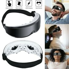 Electric Vibration Eye Face Massager Wearing Anti-Ageing Wrinkle Lifting Glasses