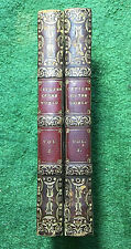 """""""The Citizen of the World"""", 2 vols. O. Goldsmith. Taylor & Hessey, 1809"""