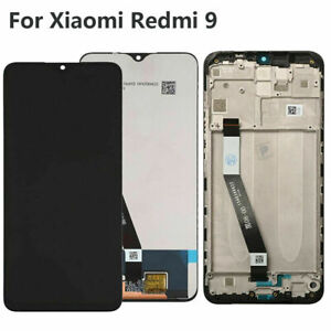 For Xiaomi Redmi 9 Display Screen Touch Digitizer LCD Replacement M2004J19AG