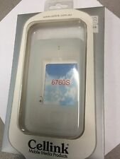 Nokia 6760s Slide Silicon Case in Clear White SCC4426. Brand New in packaging.