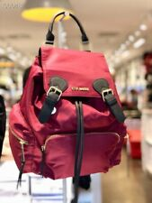 Steve Madden Woman Large Size Light Weight Bsolly Nylon Backpack Dt521085