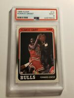 1988 Fleer Horace Grant Rookie Card PSA 9 - Chicago Bulls Jordan Last Dance