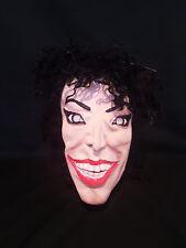 Michael Jackson Mask Halloween Cosplay Dressup Realistic Latex