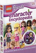 Lego Friends Character Encyclopedia & Exclusive Naya Minifigure