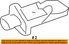 FORD OEM-Mass Air Flow Sensor BR3Z12B579A