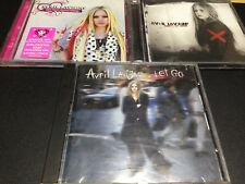 AVRIL LAVIGNE 3-DISC: BEST DAMN THING + UNDER MY SKIN + LET GO (GC) COMPLICATED