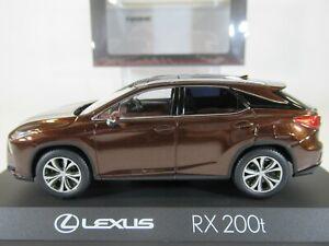 KYOSHO, 1:43 Scale, LEXUS RX200t, LUXURY SUV, #03663AM