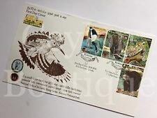 Sri Lanka Kumana National Park Set of 2 Sri Lanka Stamp First Day Covers