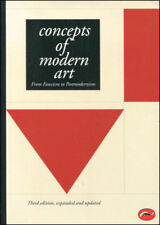 Concepts of Modern Art: From Fauvism to Postmodernism by Nikos Stangos