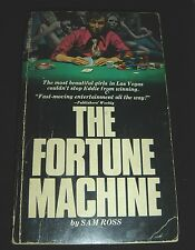 The Fortune Machine By Sam Ross 1st Dell Print March 1971 Paperback