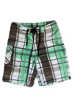 Reef Ridiculously Comfortable Board Shorts Mens Size 30 Green