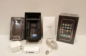 Apple iPhone Original 1st Generation 16GB - Black First  AT&T GSM with Packaging