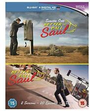Better Call Saul - Season 1-2 [Blu-ray] [2016], DVD 5050629396737 New