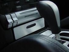 Porsche Cayenne 955 Turbo S WLS GTS V6 VR6 alu trim cover for ashtray interni