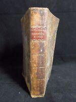 LIVRE DICTIONNAIRE HISTORIQUE FR NOEL NICOLE LE NORMANT 1806 (B1317)