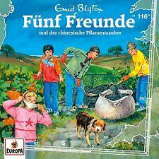 Fünf Freunde - Folge 116: Fünf Freunde und der Chinesische Pflanzenzauber (CD)