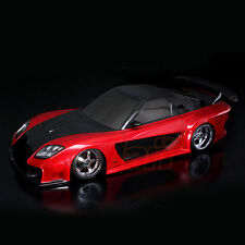ABC Hobby VeilSide Fortune Model RX-7 195mm Body RC Cars Touring Drift #66143