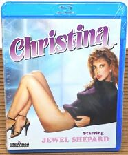 Christina ~ Jewel Shepard ~ Erotica NEW & SEALED - REGION FREE Blu-Ray