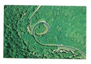 The Loop-Over, Great Smoky Mountains National Park,Tennessee, Postcard, Unposted