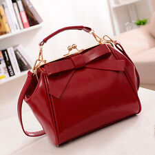 New Women's Bags Candy Bow Bag Fashion Handbag Shoulder Diagonal Bags Lady Gifts