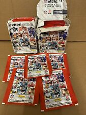 More details for 2 x panini 2020 nfl sticker collection stickers full boxes 100 packs total