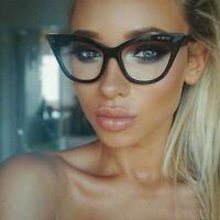 Cat Eye Glasses Frame Women Eyeglasses Frames Designer Eyeglass Retro Eyes Glass