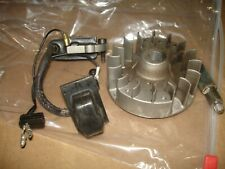 Poulan pro ppbp30 / 30cc coil and flywheel    backpack blower part bin 454