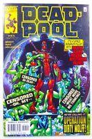 Marvel DEADPOOL (2000) #41 CENSORED COVER NM (9.4) Ships FREE!
