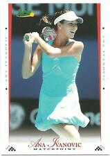 2008 ACE MATCHPOINT ANA IVANOVIC #7