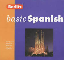 Basic Spanish for English (Berlitz Basic), Reidelbach, Maria, 2831557224, New Bo