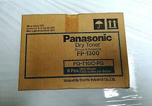 TONER PANASONIC FP-1300 6PZ. FQ-T10C-PG