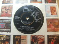 """Diana Ross and The Supremes – In And Out Of Love 1967 7"""" Tamla Motown TMG 632"""