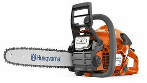 Husqvarna Motorsäge 135 II Neu 36 cm Kette und Schwert vom Husqvarna Fachhändler
