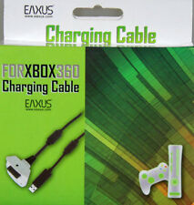 XBox 360 Funkcontroller Ladekabel USB, Play Charge Kable XBOX360 Charging Cable