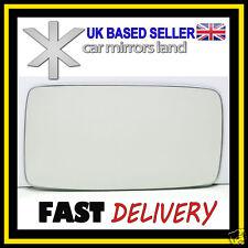 Left Passenger Wing Car Mirror Glass Replacement CONVEX  VW Golf 3 MK3 III