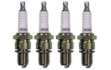 Honda CBR600F (1987 to 1988) Set of 4 NGK Spark Plugs DPR8EA-9 (4929)