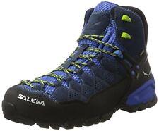 Salewa Alp Trainer Mid GTX Scarpe da Arrampicata alta Uomo Blu/verde (e7u)