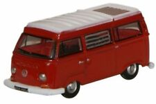 Volkswagen Bay Window Camper – Senegal Red / White, N scale vehicle, car, van