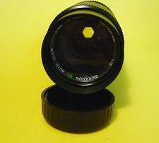 SEIKANON MC AUTO ZOOM  1:4.5 75-200mm for PENTAX K Mount