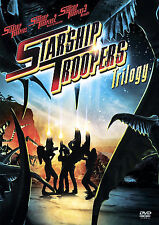 Starship Troopers Trilogy DVD Set - Brand New