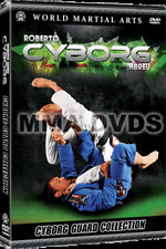 Roberto 'Cyborg' Ultimate Guard Series - New Dvds!
