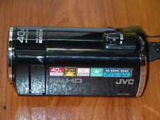 Svp Lire Premier - JVC Everio GZ-HM40 - Noir - Caméscope Seulement - Nothing