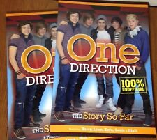 One Direction : Prints and Book  (2012, Paperback)