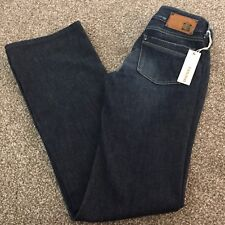 Nwt Diesel RONHAR 008FC Bootcut Slim Stretch Jeans Dark Wash 24 Long MSRP $180